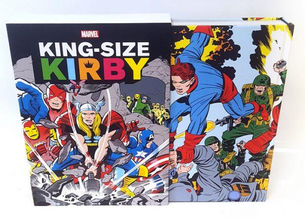 foto del volume King-size Kirby (Panini Comics)