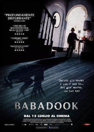 Locandina del film BABADOOK