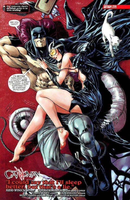 BatMan e Catwoman, da catWoman 02, p.33
