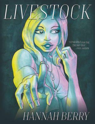 Hannah Berry: Livestock Cover