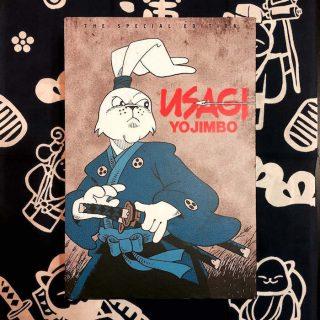 Stan Sakai di Usagi Yojimbo
