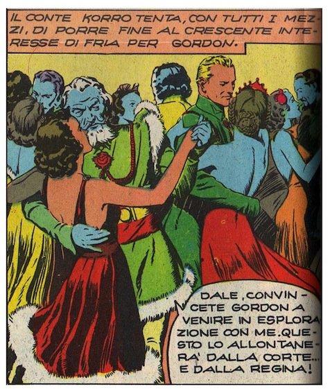 FRIA, la REGINA DELLE NEVI: vignetta 6
