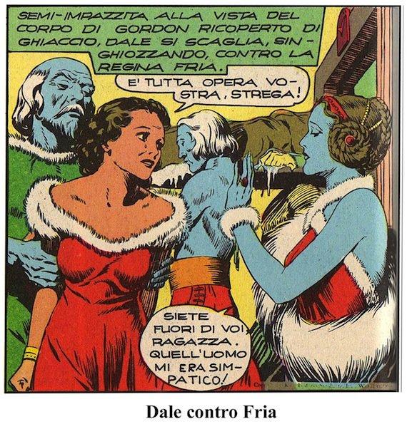 FRIA, la REGINA DELLE NEVI: vignetta 3