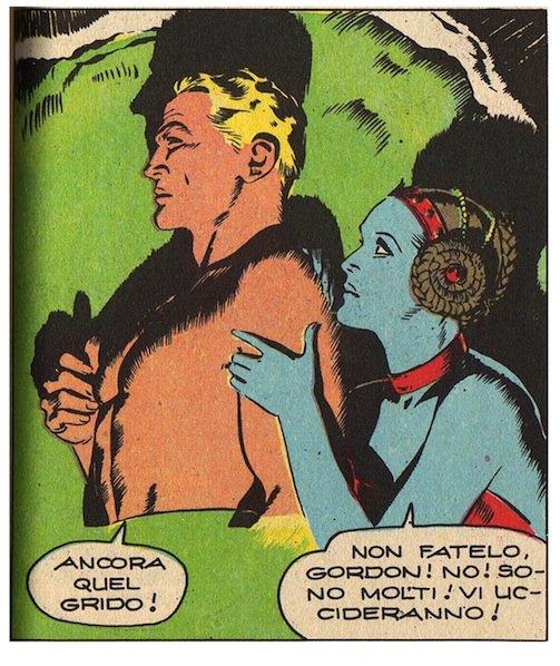 FRIA, la REGINA DELLE NEVI: vignetta 5
