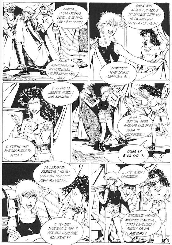 Amiche di letto 1995 with angelica bella and choky ice - 2 part 10