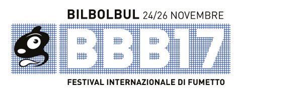 Logo-testata di BilBolBul 2017