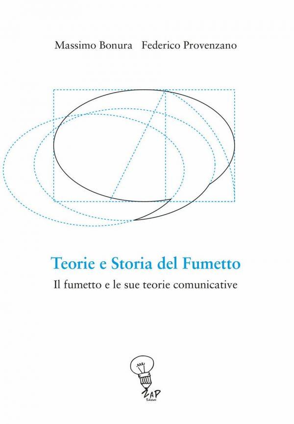 Copertina del libro Teorie e Storia del fumetti, di Massimo Bonura e Federico Provenzano