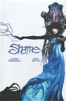 Copertina dell'edizione inglese di Shame