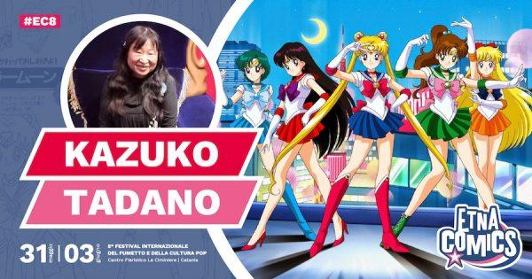 Locandina-annuncio-Kazuko-Tadano-ad-Etna-Comics-2018