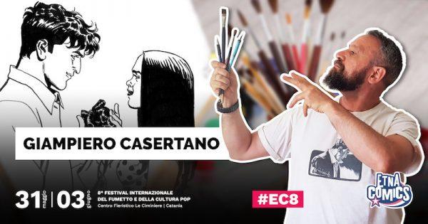 Locandina-annuncio-Giampiero-Casertano-ad-Etna-Comics-2018