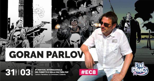 Locandina-annuncio-Goran-Parlov-ad-Etna-Comics-2018