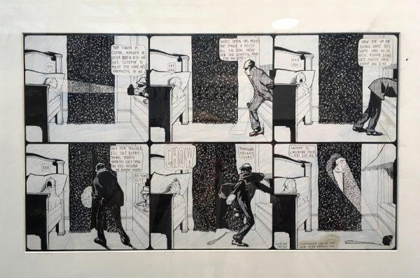 """foto 2 della mostra """"Winsor McCay, Il maestro di tutti"""": Midsummer Day Dreams"""