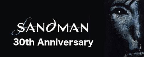 banner dello speciale SANDMAN 30th Anniversary
