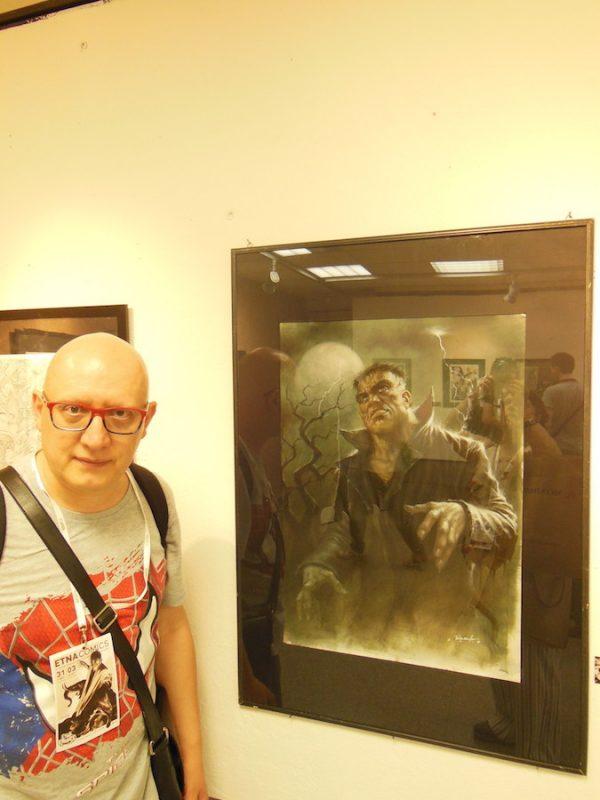 """foto 1 della Mostra """"FRANKENSTEIN - 200 ANNI DI MITO"""""""