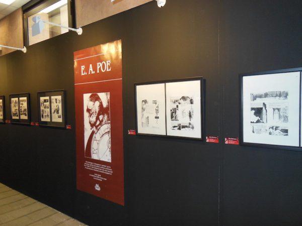 foto 6 della Mostra dedicata a Dino Battaglia