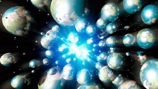 Immagine per indicare il multiverso