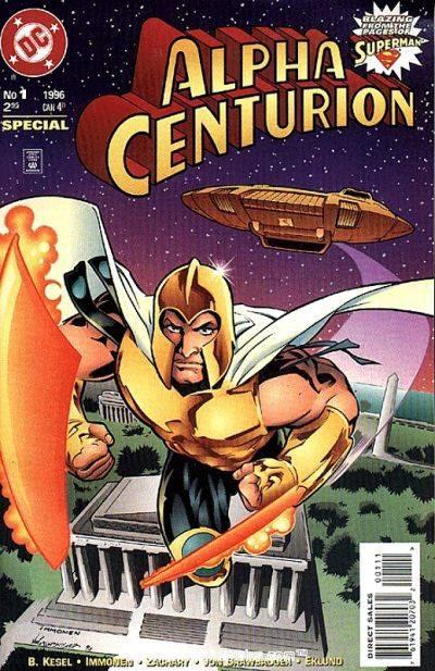 Centurione Alpha ovvero Marcus Aurelio
