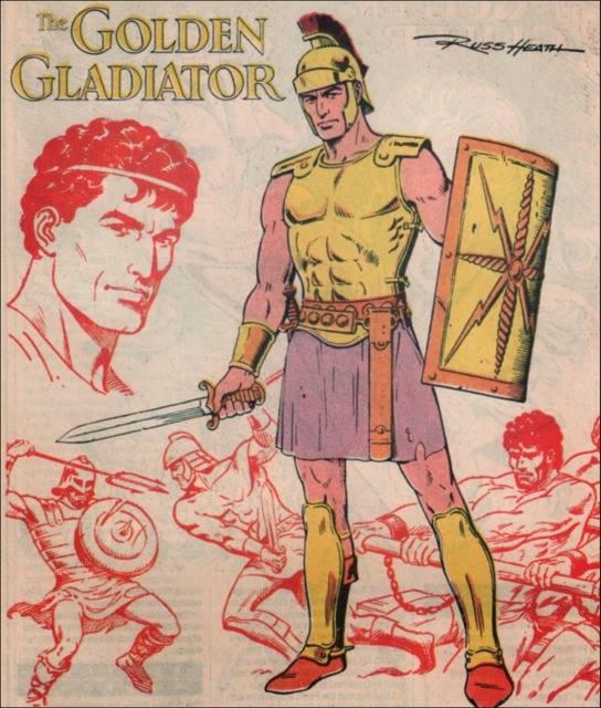 il gladiatore d'oro
