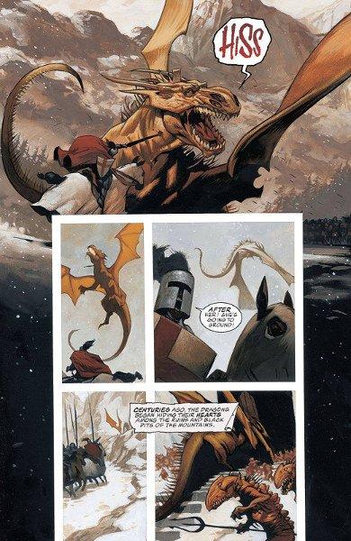 il drago della profezia
