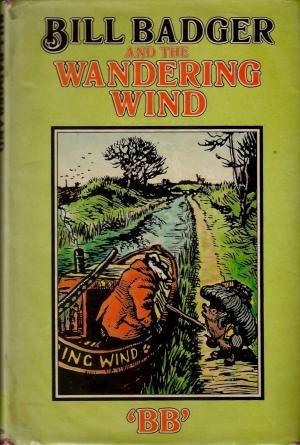 """eroe eponimo della serie di libri degli anni '60 di """"BB"""", Bill Badger."""
