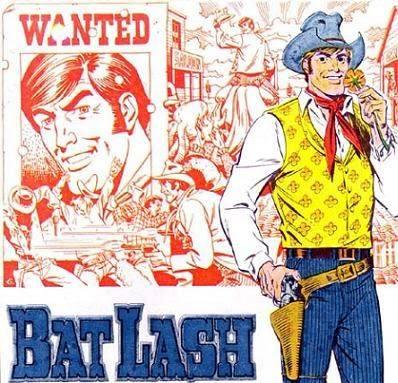 Bat Lash. DC COMICS