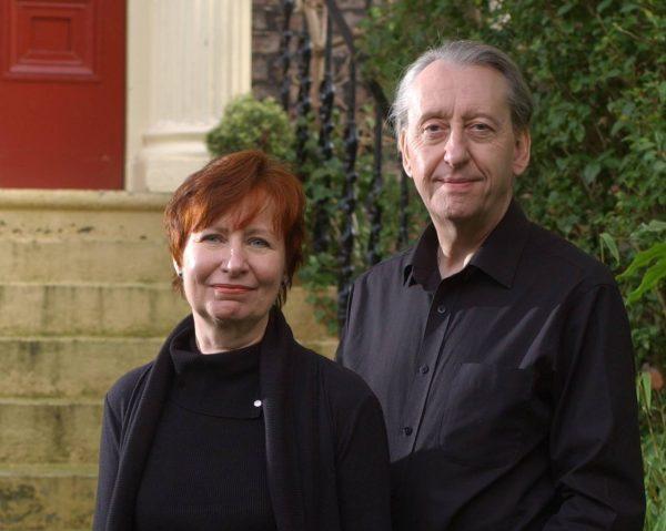 Foto recente di Mary e Bryan Talbot