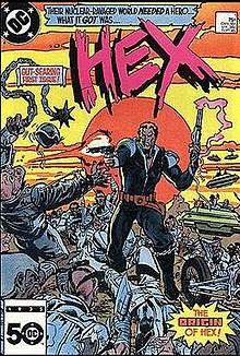 Jonah Hex nel futuro. DC Comics