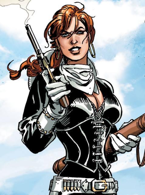 Madame 44. DC Comics