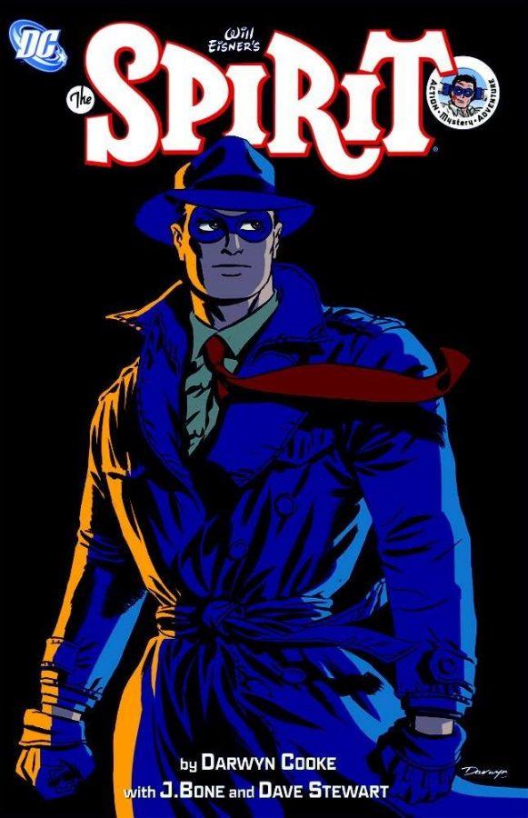 Spirit di Will Eisner sotto l'etichetta DC Comics
