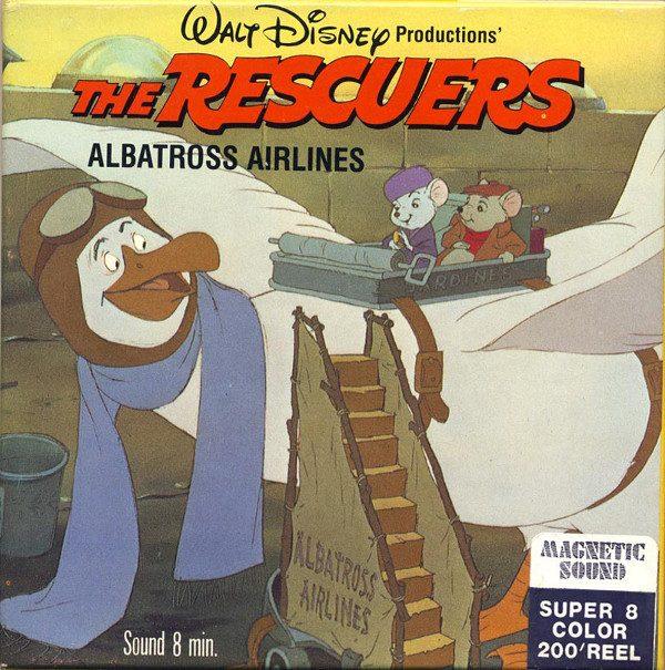 Il pilota è un albatros in riferimento a quello visto nella pellicola Disney Le avventure di Bianca e Bernie (1977). Immagine 5 di 9