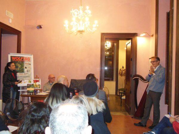 Dialogo tra Nino Sottile e l'ex Assessore alla Cultura Avv. Ilenia Torre