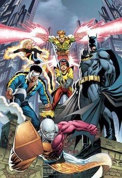 Gli outsiders di Batman
