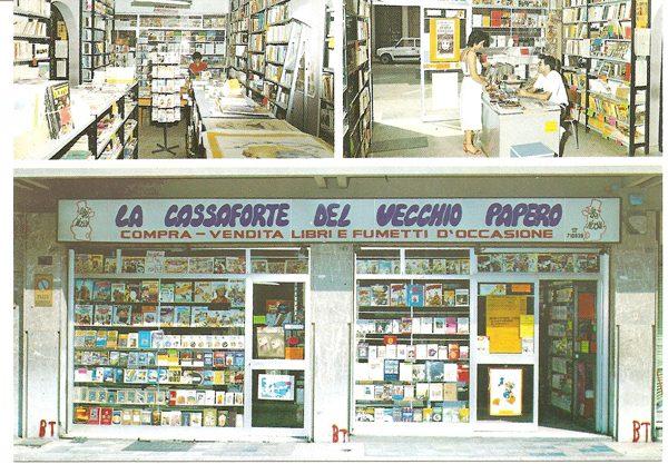 """Collage di Foto della """"Cassaforte del Vecchio papero"""" a Messina, del compianto Nuccio Di Blasi"""