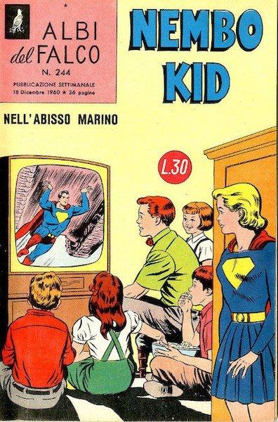 Albi del falco 244-nembo Kid