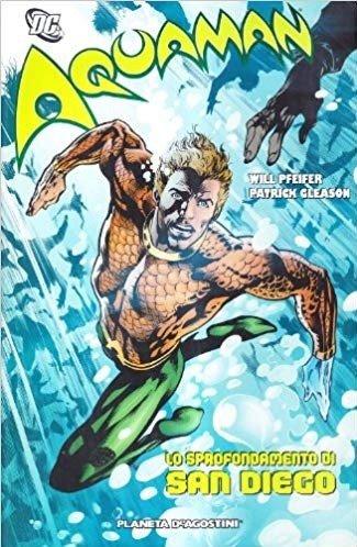 Aquaman-lo sprofondamento di San Diego