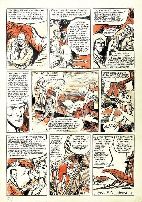 Fig. 1 Barbarella, V magazine, 1962