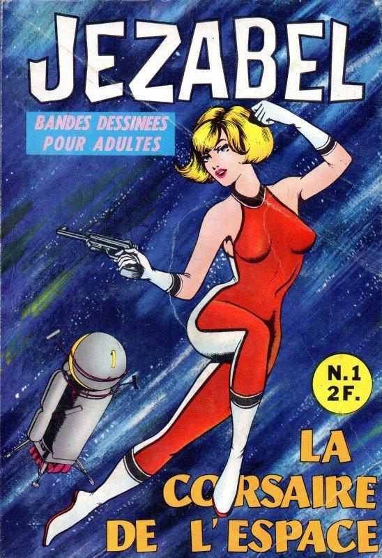 Fig.12a Gesebel, versione francese, rivista Jazebel, n.1/1967, Sagédition