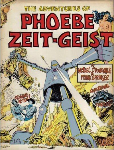 Fig.16 Phoebe Zeit-Geist, Grove Press, 1968