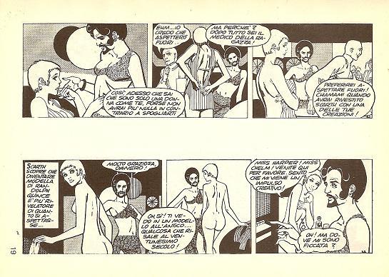 Fig.17 Scarth, striscia The Sun, 1969