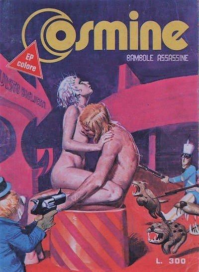 Fig.18a Cosmine, n. 10/1974 di Milo Manara, Ediperiodici (Evilpress)