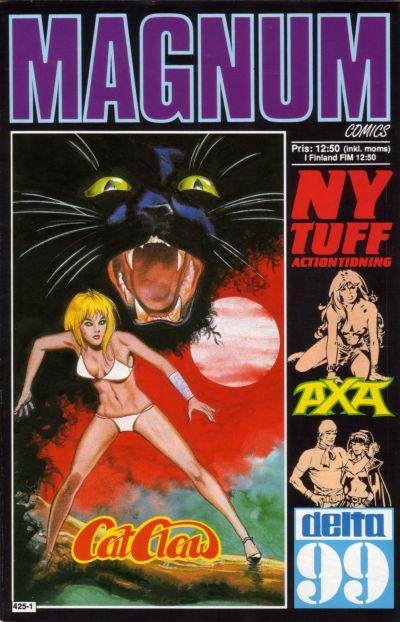 Fig.20e Axa, Magnum Comics, 1988 (Svezia)