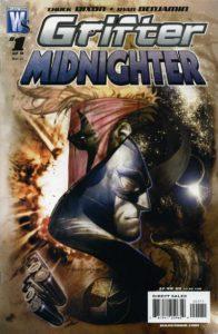 Cover di GRIFTER/MIDNIGHTER (1-5) di Chuck Dixon