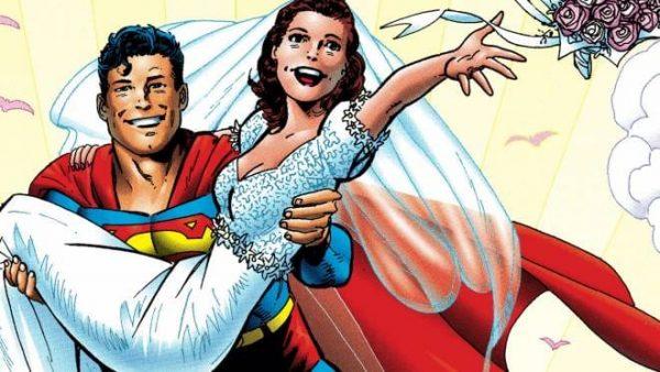 In questo periodo Superman e Lois si sposano
