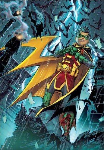 DAMIAN WAYNE - Il quarto Robin