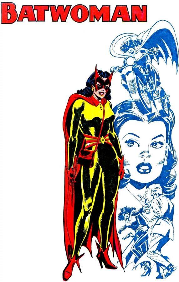 """KATHERINE """"KATHY"""" WEBB KANE- La prima Batwoman"""