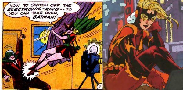 BETTE KANE -  Dalla prima Batgirl a Flamebird