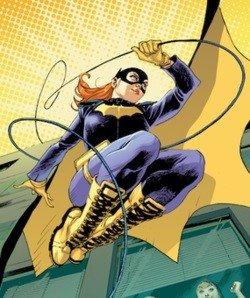 BARBARA GORDON - Batgirl,