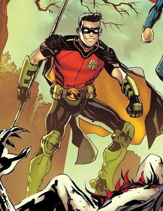 TIM DRAKE - il terzo Robin
