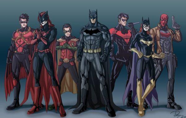 la bat family