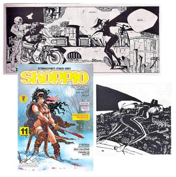 fig. 7 - cybersix skorpio 22 1992